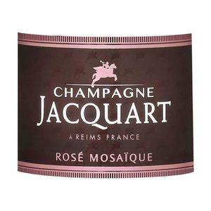 Jacquart Mosaïque Rosé