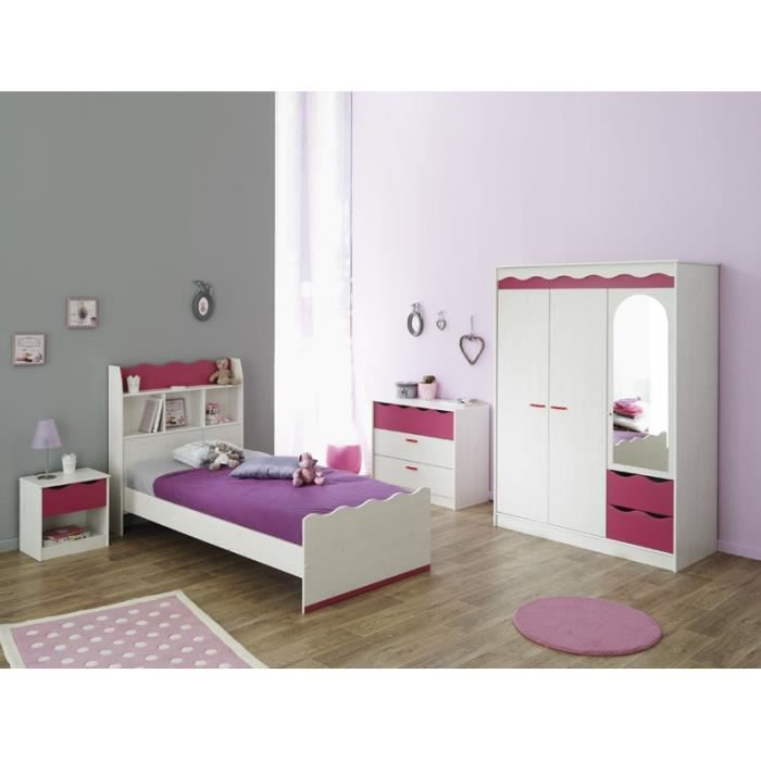 Object moved - Chambre fille complete ...
