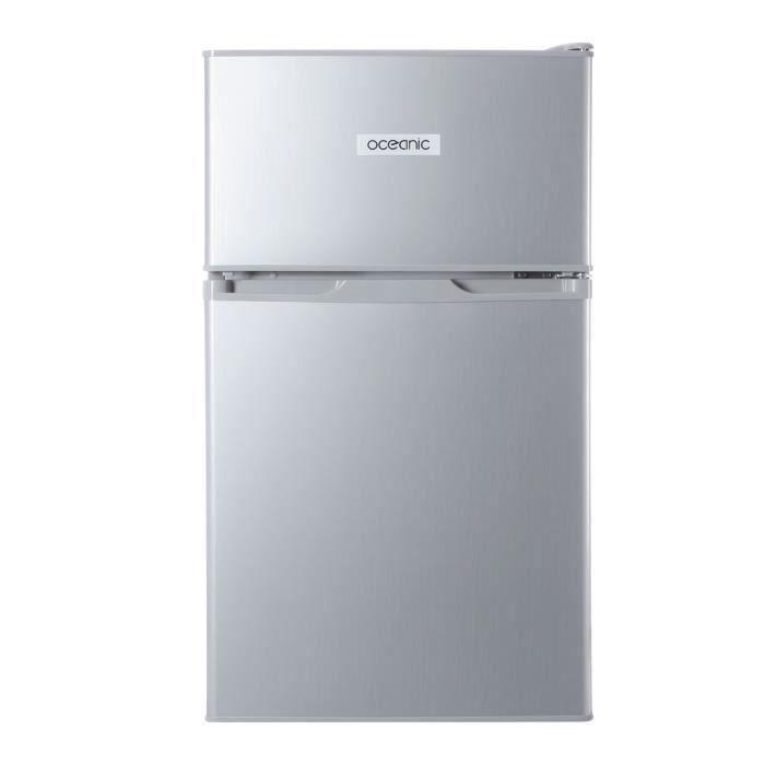 Destockage oceanic ocea2dt70s r frig rateur cong lateur - Meilleur refrigerateur congelateur ...