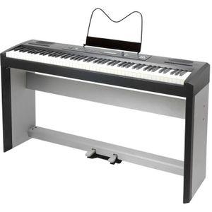 piano numerique 88 touches pas cher achat vente soldes cdiscount. Black Bedroom Furniture Sets. Home Design Ideas