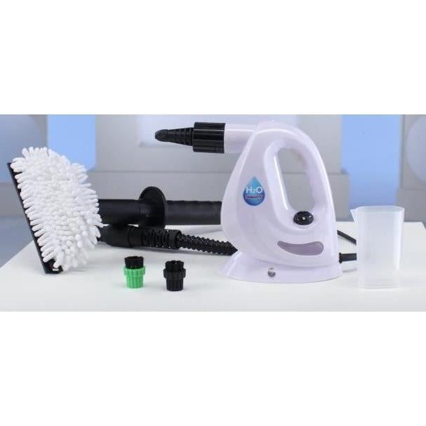 nettoyeur vapeur main 3 en 1 h2o mop30 achat vente nettoyeur vapeur cdiscount. Black Bedroom Furniture Sets. Home Design Ideas