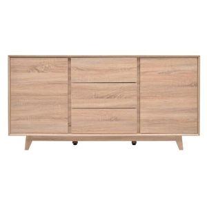 meubles s jour buffet achat vente meubles s jour buffet pas cher les soldes sur cdiscount. Black Bedroom Furniture Sets. Home Design Ideas