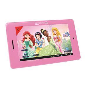 Disney princesses tablette enfant 7 lexibook achat vente tablette enfant cdiscount - Console de jeux lexibook ...