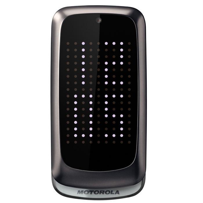 motorola gleam gris achat t l phone portable pas cher avis et meilleur prix soldes cdiscount. Black Bedroom Furniture Sets. Home Design Ideas