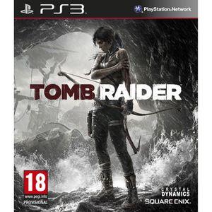 JEU PS3 TOMB RAIDER Ed LimitéeCombat Strike / PS3