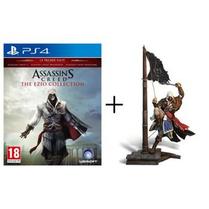 JEU PS4 Pack Assassin's Creed The Ezio Collection Jeu PS4