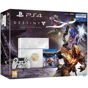 CONSOLE PS4 PS4 Edition limitée + Destiny : le Roi des Corromp
