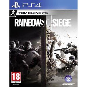 JEU PS4 Rainbow Six : Siege Jeu PS4