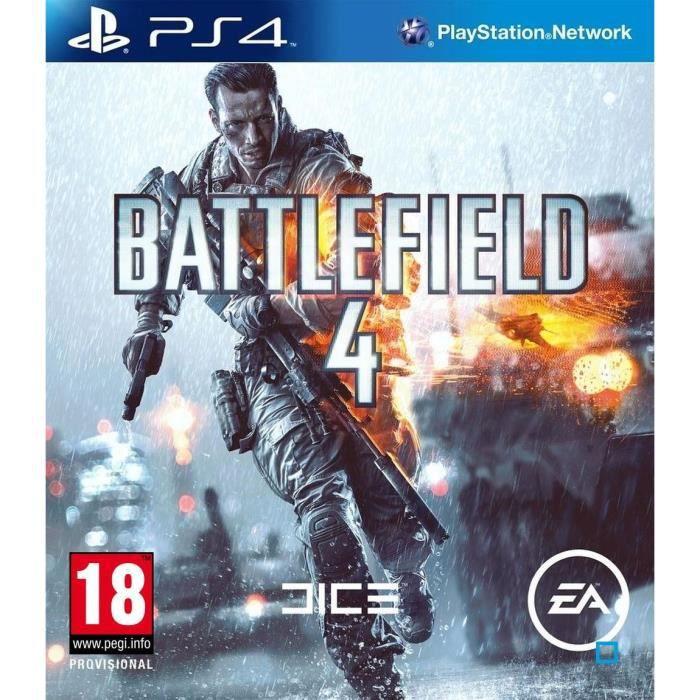 JEU PS4 Battlefield 4 Jeu PS4