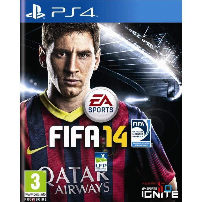 JEU PS4 FIFA 14 Jeu PS4