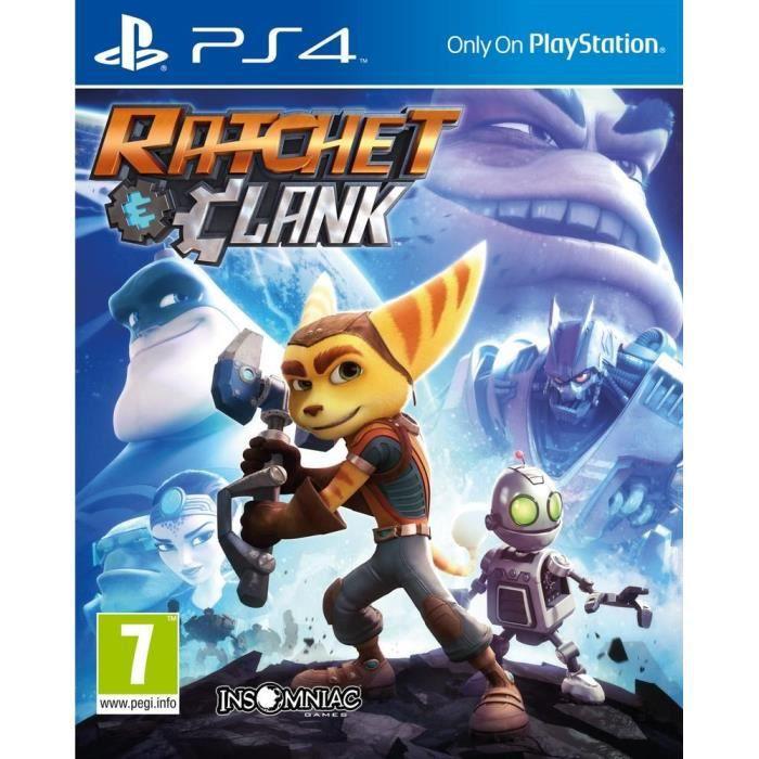 jeux pc video console ps ratchet and clank jeu f  ratchetclankps