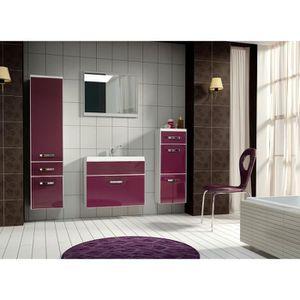 SALLE DE BAIN COMPLETE BALI Salle de bain complète simple vasque 60 cm -