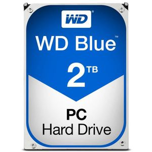 """DISQUE DUR INTERNE WD Blue 2To 8Mo 2.5"""""""
