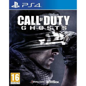 JEU PS4 CALL OF DUTY GHOSTS / Jeu console PS4