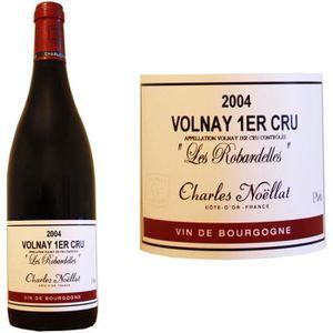 VIN ROUGE Charles Noellat Volnay 1er Cru Robardelles Côte de