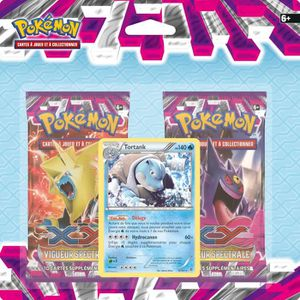 CARTE A COLLECTIONNER POKEMON Duo Pack Janvier 2015