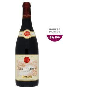 VIN ROUGE E. Guigal Côtes-du-Rhône 2013 - Vin rouge