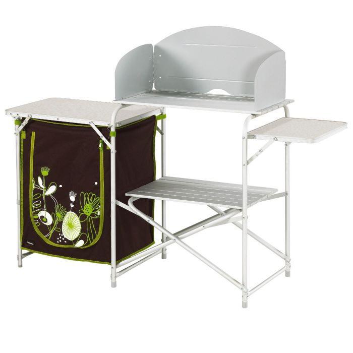 Trigano meuble de cuisine avec desserte achat vente meuble de camping trigano meuble de - Meuble trigano ...