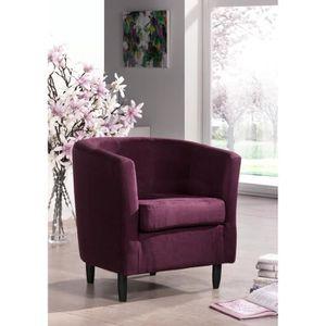 fauteuil achat vente fauteuil pas cher soldes cdiscount. Black Bedroom Furniture Sets. Home Design Ideas
