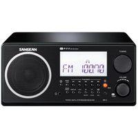 sangean wr 2 black radio digitale haut de gamme radio cd cassette avis et prix pas cher les. Black Bedroom Furniture Sets. Home Design Ideas