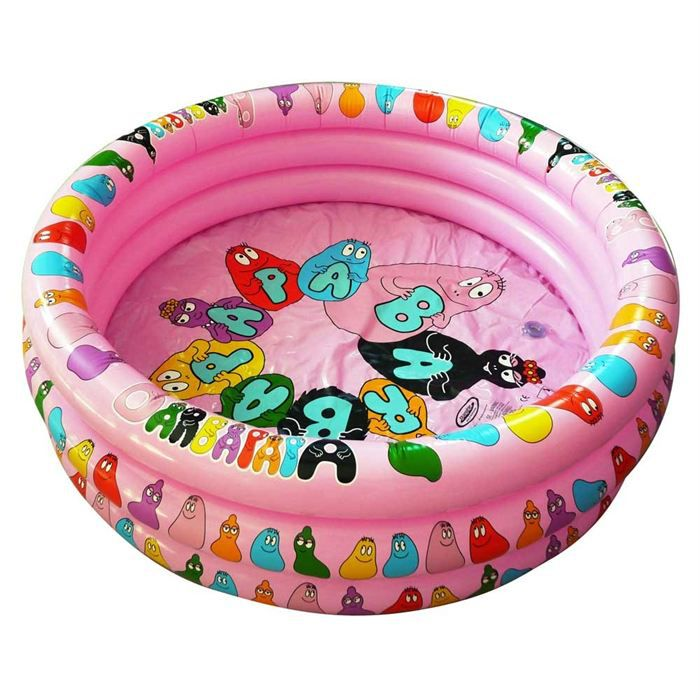 Barbapapa piscine gonflable achat vente piscine gonflable barbapapa piscine gonflable - Piscine bebe gonflable ...