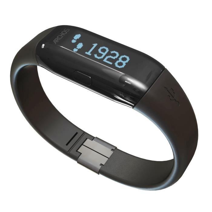 BRACELET D'ACTIVITÉ Archos bracelet détecteur d'activité - Connecté