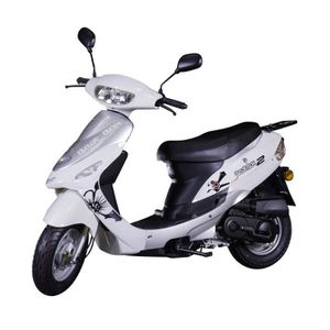SCOOTER Scooter 50cc Beat Box Gris CY50T-6