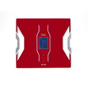 PÈSE-PERSONNE TANITA RD953RD36 Pèse-personne - Bluetooth - Rouge