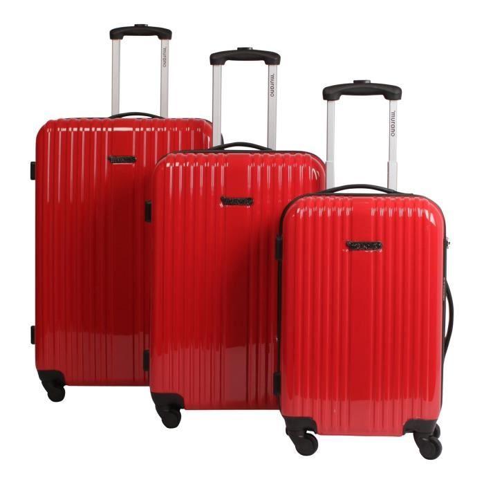 SET DE VALISES MURANO Set de 3 Valises ABS & Polycarbonate BLC 4