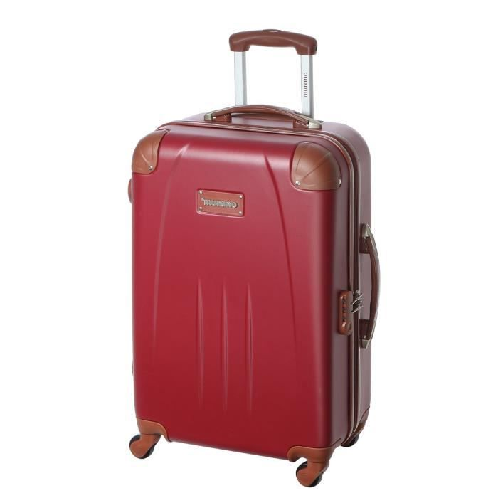 murano valise trolley 4 roues 71 cm rouge achat vente valise bagage 3700766326501 cdiscount. Black Bedroom Furniture Sets. Home Design Ideas