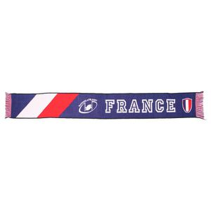 DRAPEAU - BANDEROLE NATIONS OF RUGBY Echarpe Selection France supporte