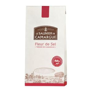 SEL Sachet Kraft Fleur de Sel de Camargue 250g