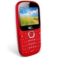 T�l�phone GSM WIKO MINZPLUS ROUGE