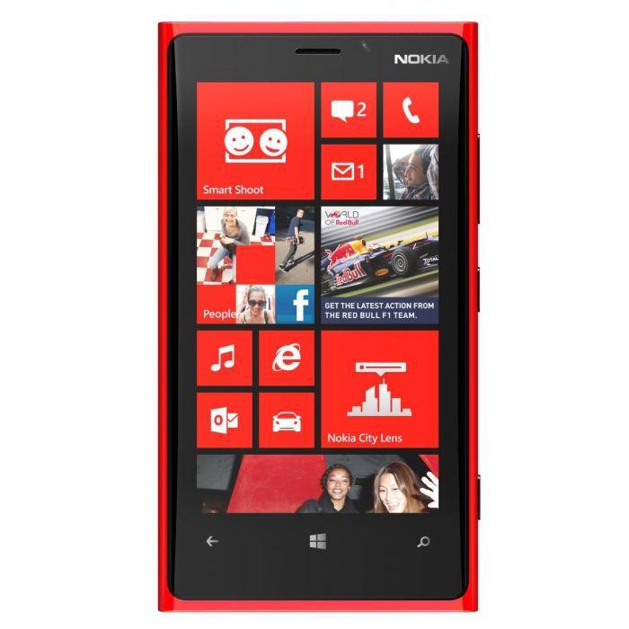SMARTPHONE NOKIA Lumia 920 Rouge 4G
