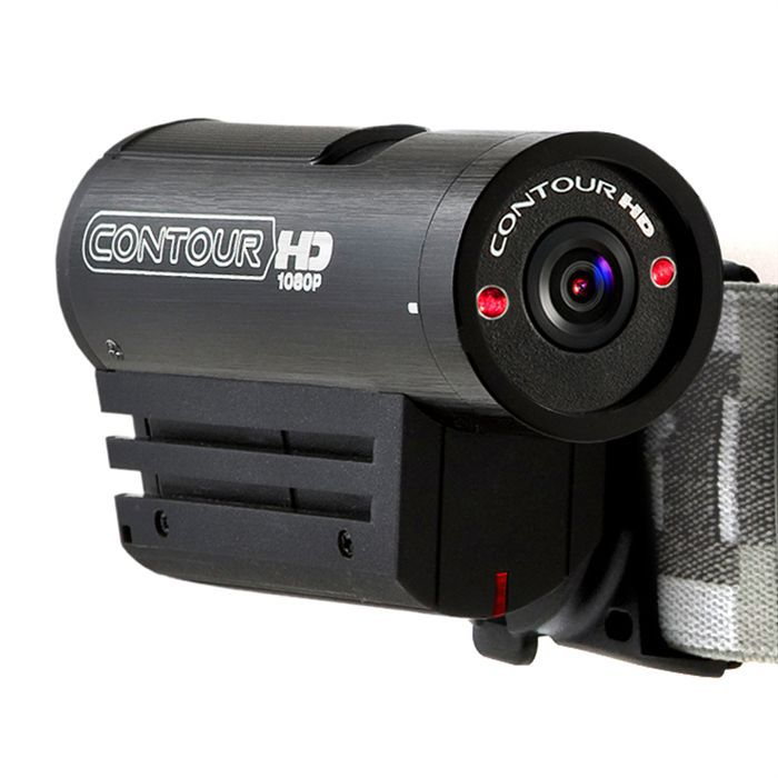 CAMÉSCOPE NUMÉRIQUE CONTOUR HD Caméra autonome