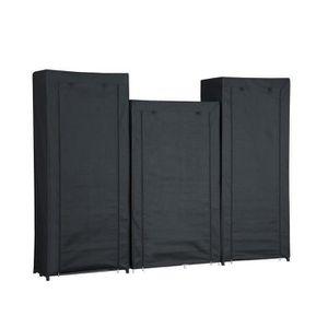 penderie souple achat vente penderie souple pas cher. Black Bedroom Furniture Sets. Home Design Ideas