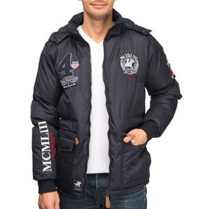 GEOGRAPHICAL NORWAY Doudoune Capuche Homme