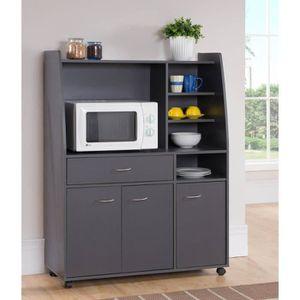 buffet de cuisine achat vente buffet de cuisine pas cher les soldes sur cdiscount cdiscount. Black Bedroom Furniture Sets. Home Design Ideas