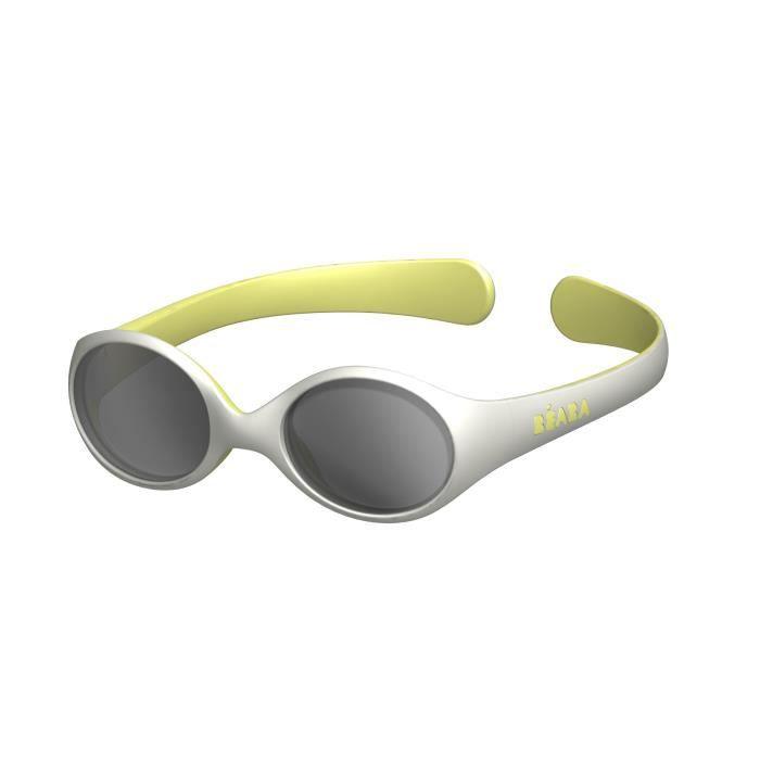 beaba lunettes de soleil mini kid 360 gris et vert gris et vert achat vente lunettes de. Black Bedroom Furniture Sets. Home Design Ideas