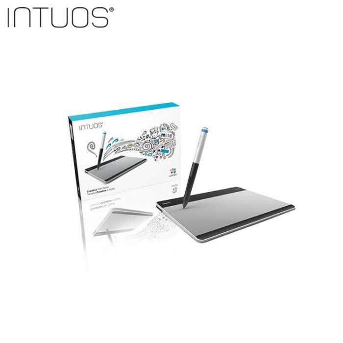 informatique clavier souris webcam wacom tablette graphique intuos creative pen f  wacctlsfrnl