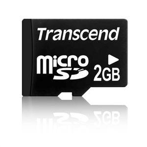 TRANSCEND MicroSD 2GO