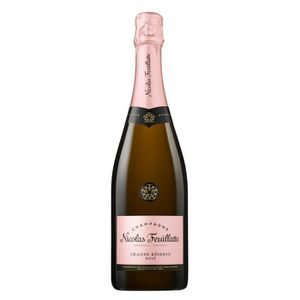 CHAMPAGNE Nicolas Feuillatte Champagne Rosé x1