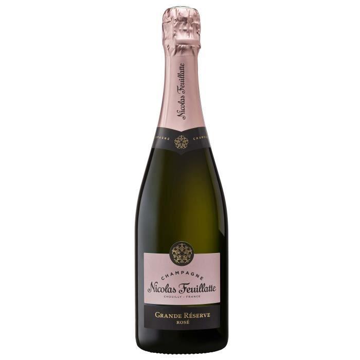 CHAMPAGNE Nicolas Feuillatte Champagne Rosé