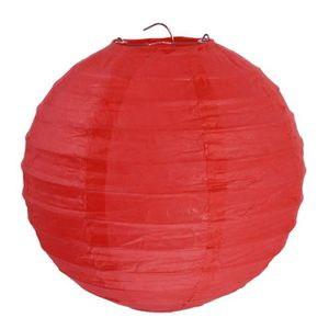 LANTERNE FANTAISIE SANTEX Lanterne L rouge