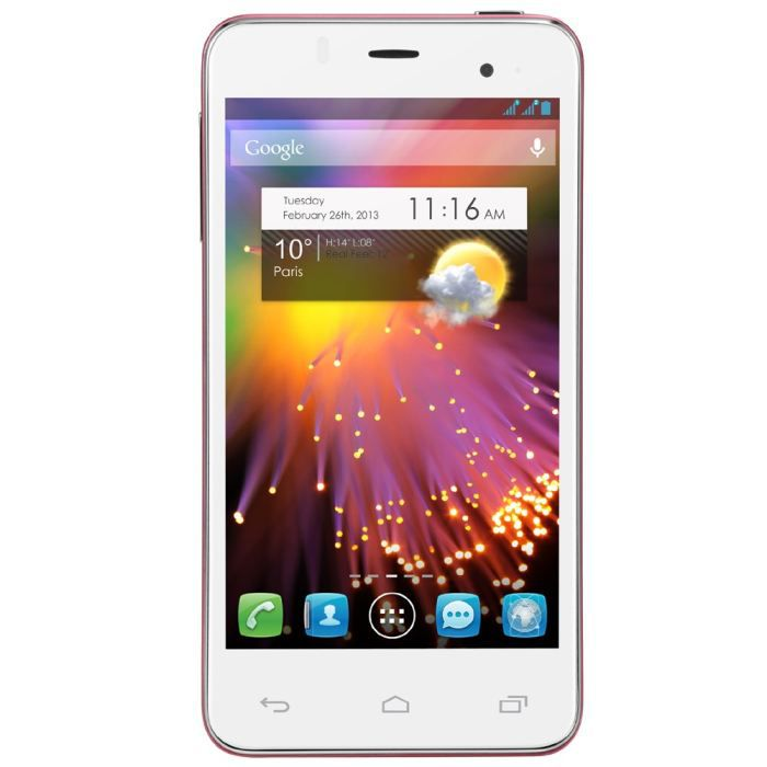 alcatel one touch 6010d star rose achat smartphone pas. Black Bedroom Furniture Sets. Home Design Ideas