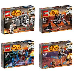 LEGO Star Wars - Pack New Troopers