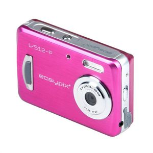 APPAREIL PHOTO COMPACT Easypix V512 Style Rose