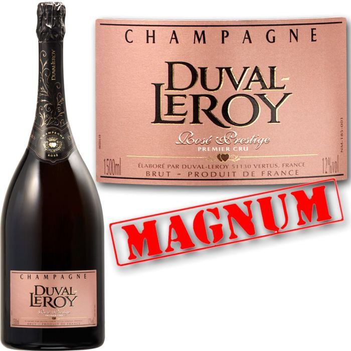 CHAMPAGNE Magnum Duval-Leroy Rosé Prestige 1er Cru