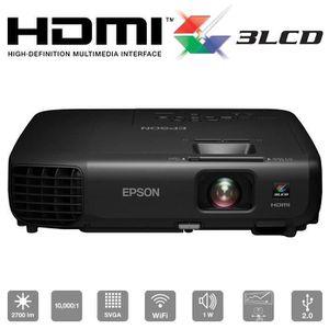 Vidéoprojecteur EPSON EB-S03 Vidéoprojecteur SVGA HDMI