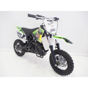 """MOTO RPS Pit Bike Enfant 10""""  - Moteur 2 Temps 3,5 ch"""